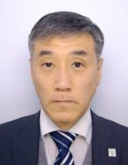 林野庁長官に就任する本郷浩二林野庁次長