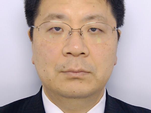 水産庁長官に就任する山口英彰水産庁次長