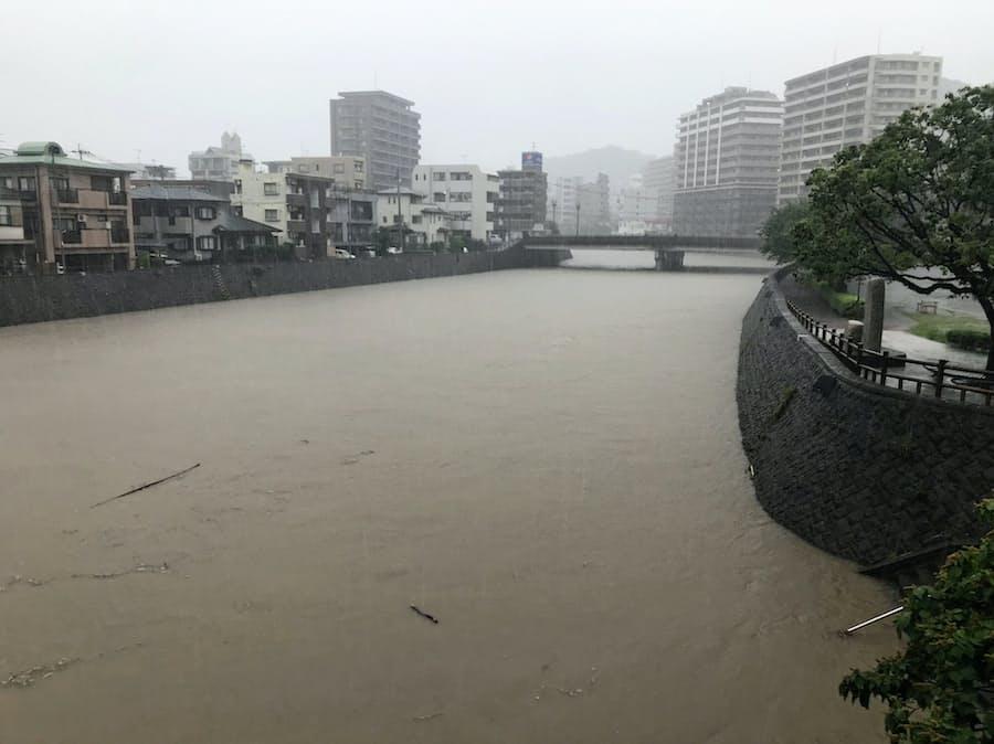 鹿児島 大雨