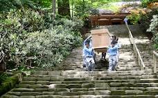「国宝」運ぶ日本通運の専門チーム 失敗は許されない