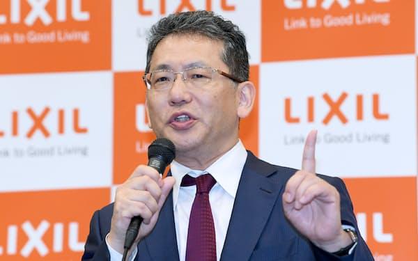 LIXILグループの瀬戸欣哉CEO