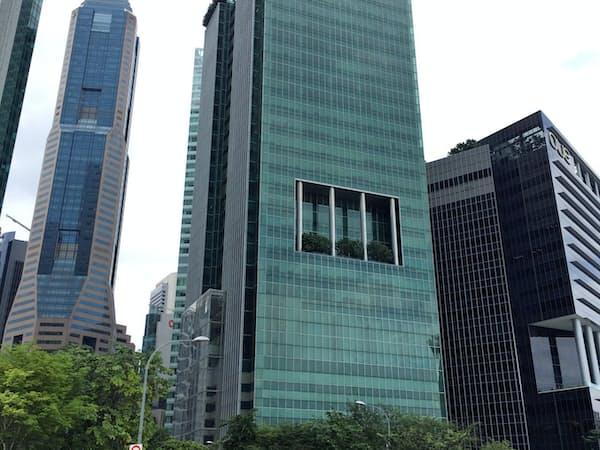 西日本シティ銀はシンガポール駐在員事務所でインターンを受け入れる