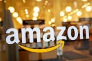 アマゾンのECサイトでは外部事業者からの収入が拡大傾向にある=ロイター