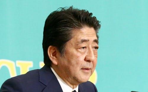 韓国への輸出規制について「相手が約束を守らない中では、今までの優遇措置はとれない」とした安倍首相