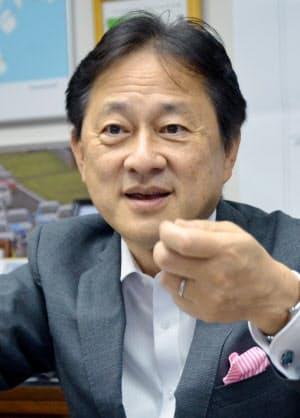 トヨタモビリティ東京の片山守社長