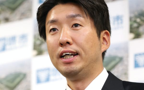 堺市の永藤市長