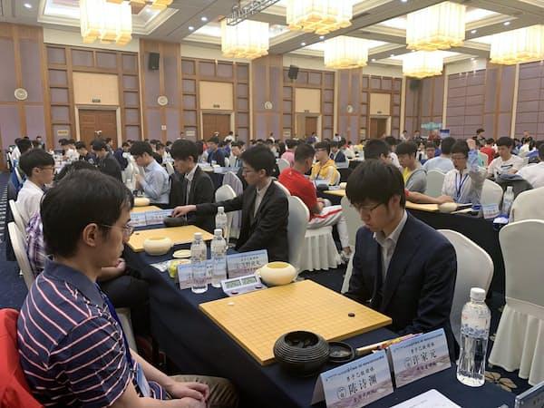 日本チームは中国乙級リーグ残留となった