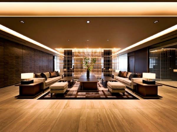 東京都心の高級マンションを専門に扱う仲介店舗「マンションプラザ」(東京・中央)