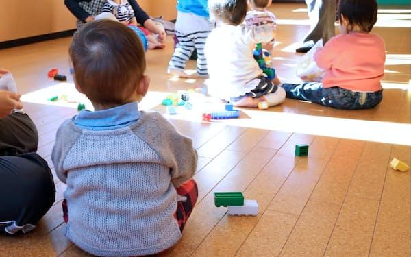幼稚園や保育園は社会の接点だが