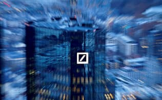 ドイツ銀行は投資銀行業務を大幅に縮小する=ロイター