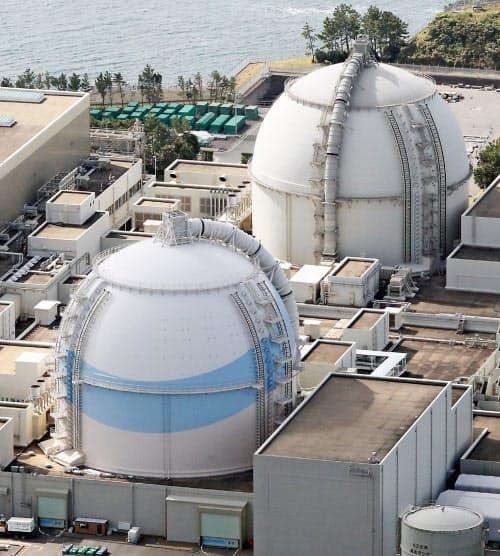 原子力規制委は原発の耐震性の再評価を求める見通し(九州電力の玄海原発3、4号機)