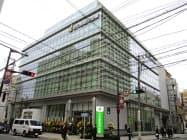 杜の都信金の新本店ビル