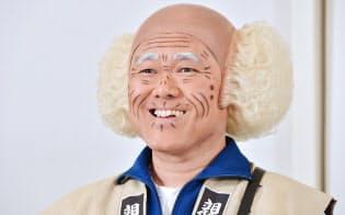つじもと・しげお 1964年10月8日、大阪府阪南市生まれ。86年に吉本総合芸能学院(NSC)入学。99年吉本新喜劇座長に就任。「32周年特別公演 辻本新喜劇 in なんばグランド花月7DAYS」は7月31日から8月6日まで。