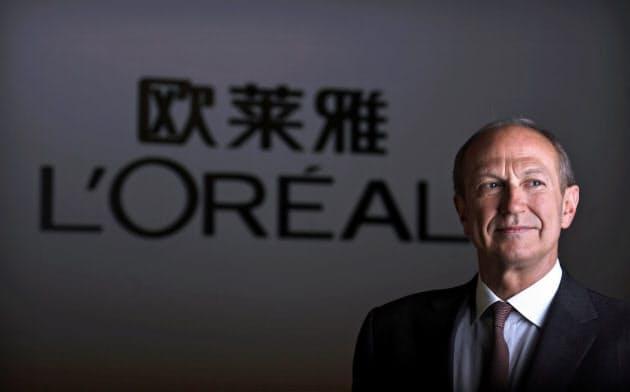 ロレアルは中国市場での成長を維持している(アゴンCEO)=ロイター