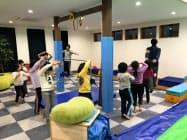 都市近郊では子育て環境の充実が進む(富山県内の学童保育施設)