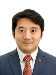 DBS銀行のケン・ヨン・ズ・フー在日代表
