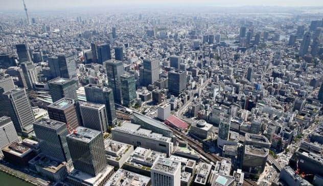 東京一極集中は加速している