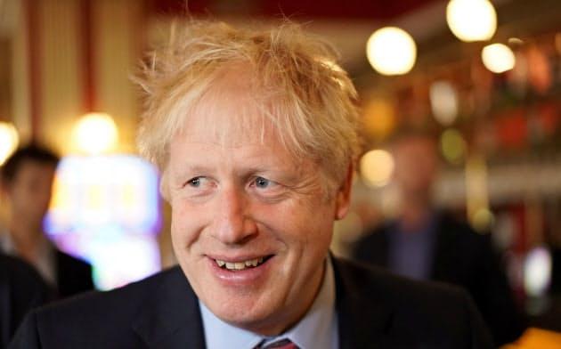 ジョンソン氏は保守党党首選の討論会で、首相になった場合に誰が駐米英大使になるかを早計に決めたくないと語った=ロイター