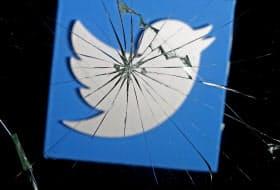 ツイッターのサービスは11日、一時的に障害を起こした=ロイター
