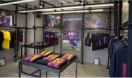 FCバルセロナの限定商品を購入できる
