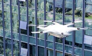 アントワークは中国でドローン配送の飛行実績を積んでいる