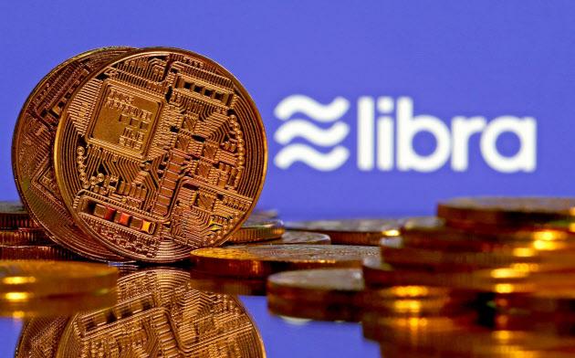 リブラは中央銀行が発行する法定通貨や国債を裏付け資産にするとしている=ロイター