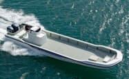 業務用和船「W―43AF」は定員を最大50人に増やした