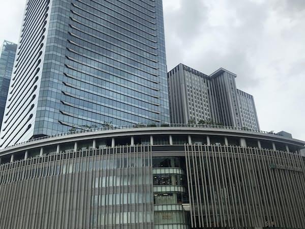 阪急阪神リート投資法人は2018年末に大型複合施設「グランフロント大阪」の一部を取得した(大阪市)