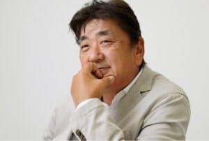 「グローバルな舞台になる」と語る佐渡裕