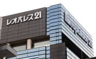 レオパレス21の本社(東京都中野区)