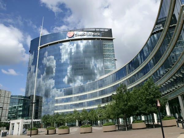 英グラクソ・スミスクラインは世界で大衆薬事業を展開している