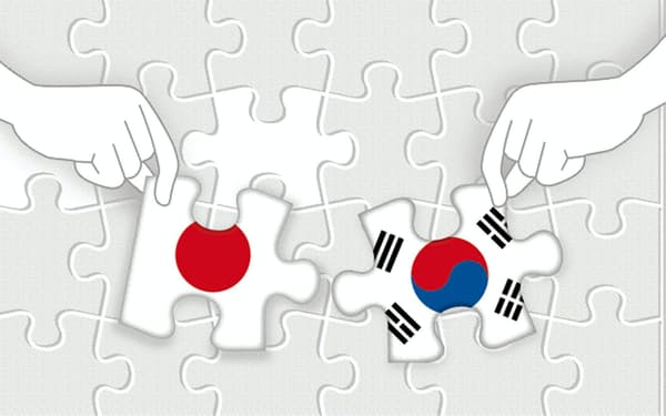日韓の議論がかみあわない状況が続く