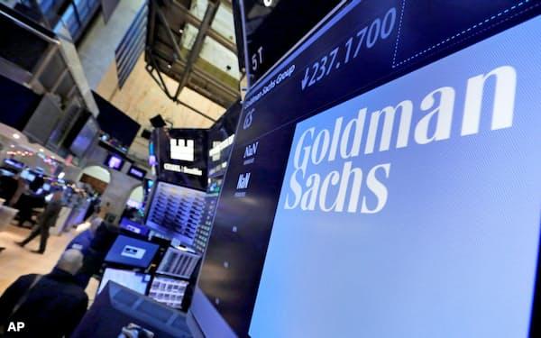 ゴールドマンの4~6月期決算は減収減益=AP