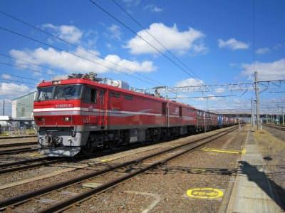 JR貨物は東芝の常時監視サービスを活用して、故障や工事からの早期復旧を進める