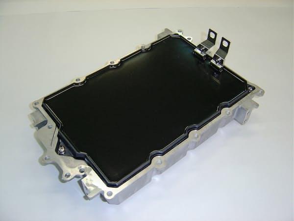 EVに使うフィルムコンデンサーには高い信頼性が求められる