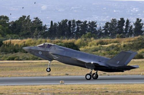 米政権はF35の最新技術がロシアに流出しかねないと懸念する=AP
