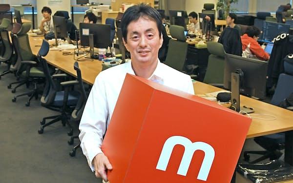 山田氏は「違和感」を起業に生かした