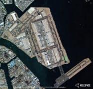 アクセルスペースはすでに衛星画像の販売を始めている(同社提供)