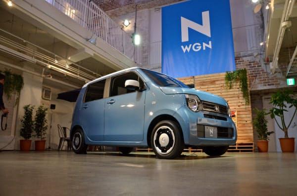 ホンダの新型「N-WGN」はシンプルな外観ながらも実用性にこだわった
