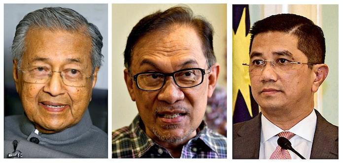 アンワル元副首相の秘書逮捕 マレーシア、後継争い混沌: 日本経済新聞