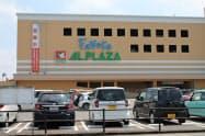 ファボーレは増床後に現在よりも3割多い年間1250万人の来店客を見込む