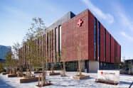 大宮キャンパスはJR大宮駅から徒歩10分の場所にある。