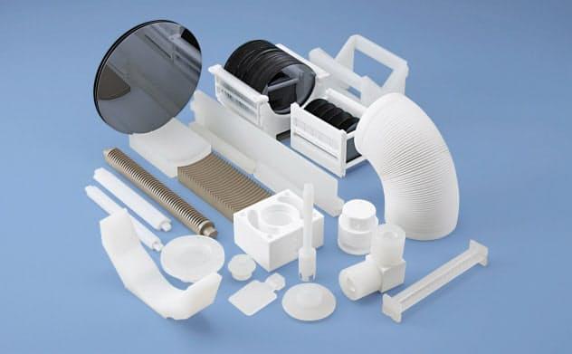ダイキンは半導体製造装置の部材に使うフッ素樹脂で高いシェアを持つ