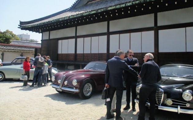 世界遺産の二条城などを活用したユニークベニューが人気だ(京都市中京区)