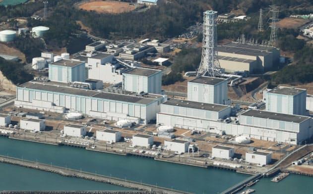 東電、福島第2原発廃炉を月内正式決定へ