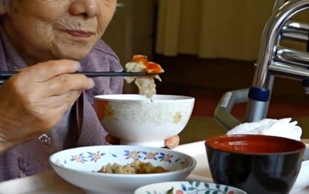 日清医療食品は病院給食の特別メニューとしてモスや吉野家から商品を調達する
