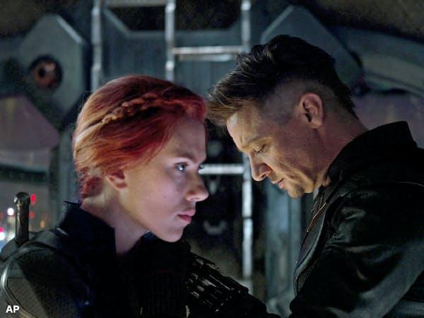 「アベンジャーズ/エンドゲーム」が「アバター」を抜き、映画の興行収入で首位になった(C)Disney/Marvel Studios=AP