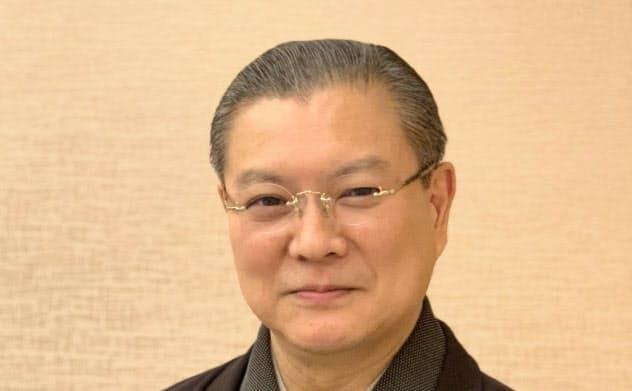「俳優から『やりいい』と言われるのが一番うれしい」と語る竹本葵太夫