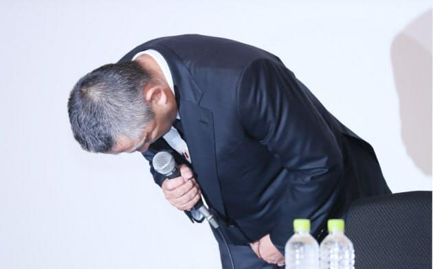 吉本社長、宮迫さんの「処分撤回」 闇営業問題で