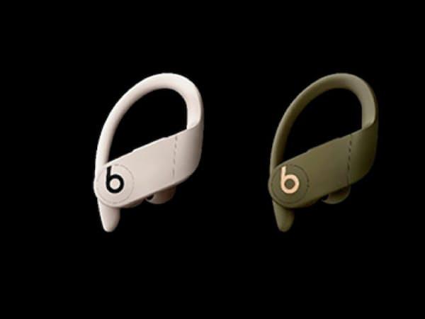 KDDIが販売を始めた米ビーツ・エレクトロニクスの完全ワイヤレス型イヤホン「Powerbeats Pro」